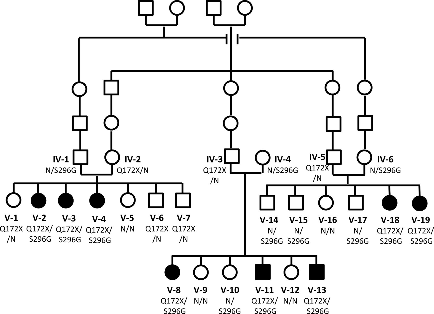 Mutations in SLC35A3 cause autism spectrum disorder epilepsy and