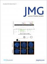 Journal of Medical Genetics: 49 (11)