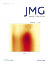 Journal of Medical Genetics: 49 (5)
