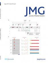 Journal of Medical Genetics: 49 (8)