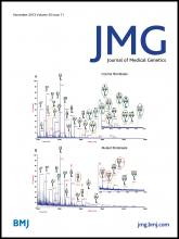 Journal of Medical Genetics: 50 (11)
