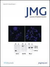 Journal of Medical Genetics: 50 (3)