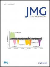 Journal of Medical Genetics: 50 (7)