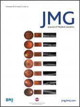 Journal of Medical Genetics: 51 (12)