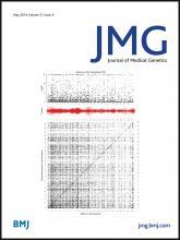 Journal of Medical Genetics: 51 (5)