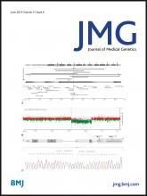 Journal of Medical Genetics: 51 (6)