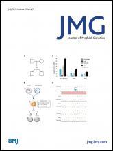 Journal of Medical Genetics: 51 (7)