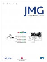 Journal of Medical Genetics: 52 (12)