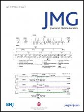 Journal of Medical Genetics: 52 (4)