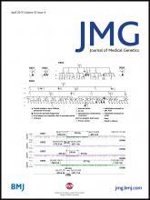 Journal of Medical Genetics: 52 (4)