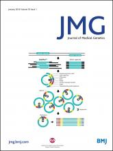 Journal of Medical Genetics: 53 (1)