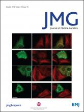 Journal of Medical Genetics: 53 (10)