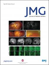 Journal of Medical Genetics: 53 (5)