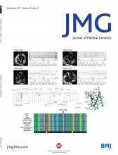 Journal of Medical Genetics: 54 (11)