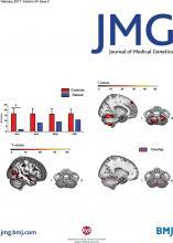 Journal of Medical Genetics: 54 (2)