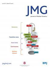 Journal of Medical Genetics: 54 (6)
