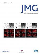 Journal of Medical Genetics: 55 (10)