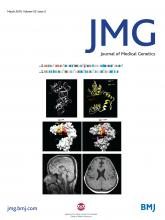 Journal of Medical Genetics: 55 (3)