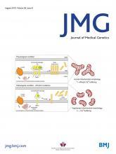 Journal of Medical Genetics: 56 (8)