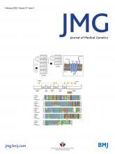 Journal of Medical Genetics: 57 (2)
