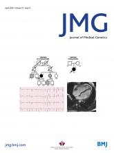 Journal of Medical Genetics: 57 (4)
