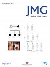 Journal of Medical Genetics: 57 (5)