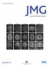 Journal of Medical Genetics: 58 (4)