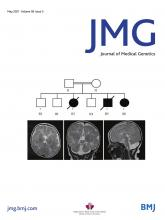 Journal of Medical Genetics: 58 (5)